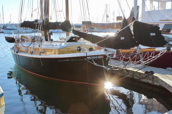 Custom Bristol Bay Schooner