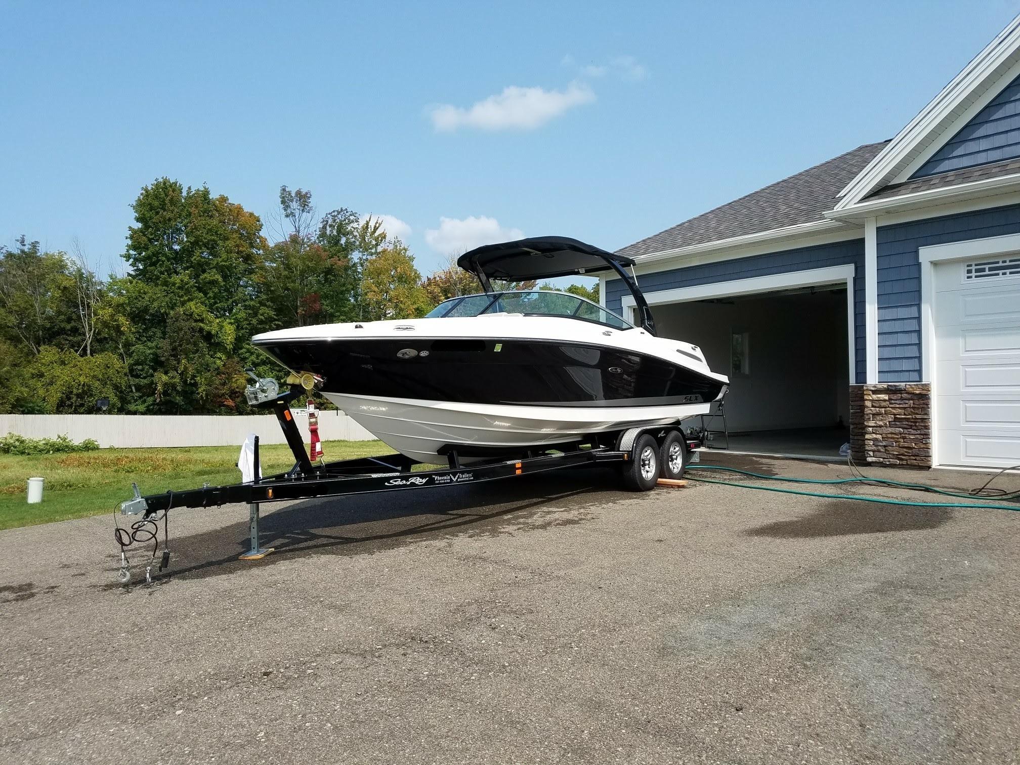 Sea Ray 250 Select EX