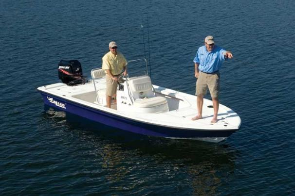 Manufacturer Provided Image: The all-new 18 LTS is the ultimate shallow water fishing boat.