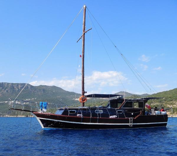 "Turkish Gulet ""Marsam"" 13m Turkish Gulet 2011 - ""Marsam"""