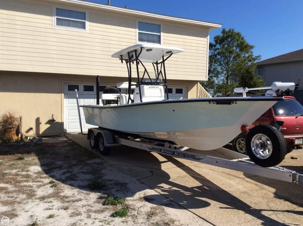Blazer Boats 2400 Bay 2016 Blazer Bay 24 for sale in Pensacola, FL