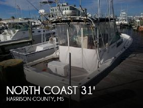 1989 North Coast 31 Express for sale in Gulfport, MS