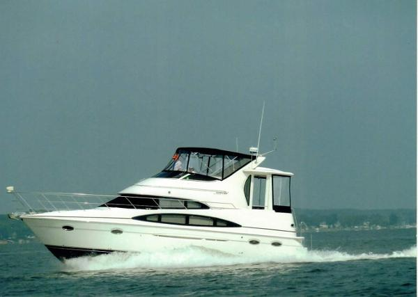 Carver 396 Motor Yacht Carver on the Water