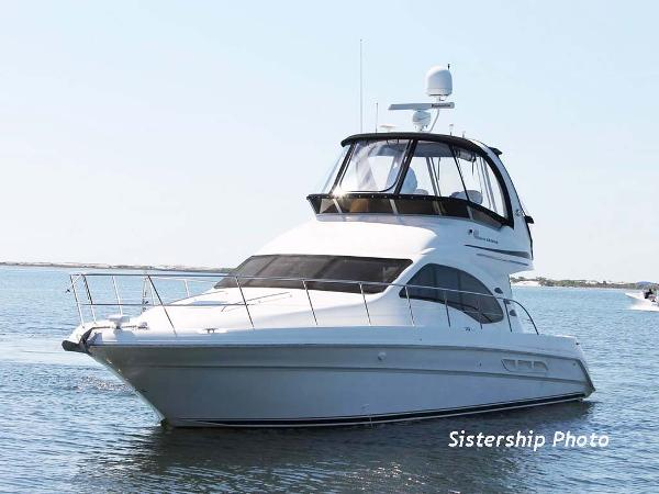 Sea Ray 420 Sedan Bridge Profile (Sistership)