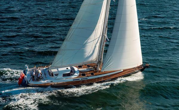 HYS Yachts Phoenix 77 design by Humphreys Aglaia