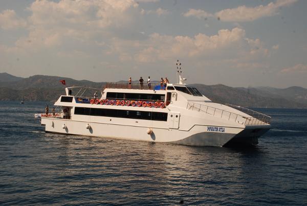 GRP Commercial Passenger Ferry 32m