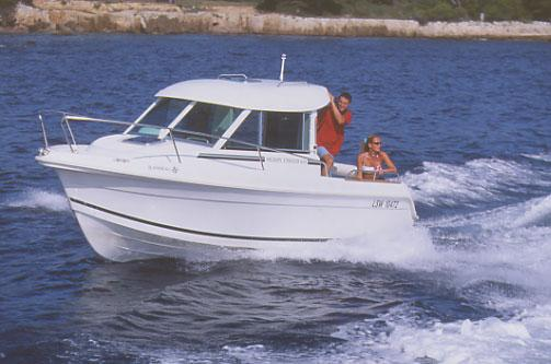 Used saltwater fishing boats for sale in puerto banus for Offshore fishing boat manufacturers