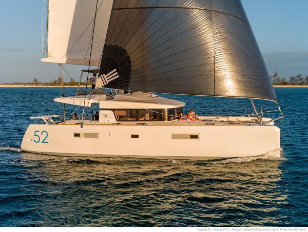 Lagoon 52 Lagoon 52 Sailing