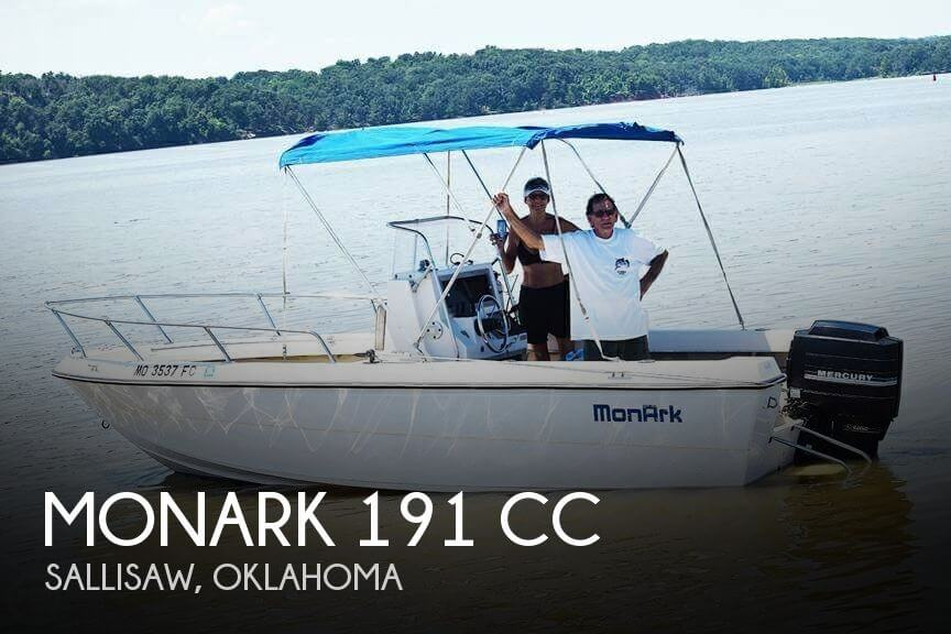 Monark 19 1986 MonArk 19 for sale in Sallisaw, OK
