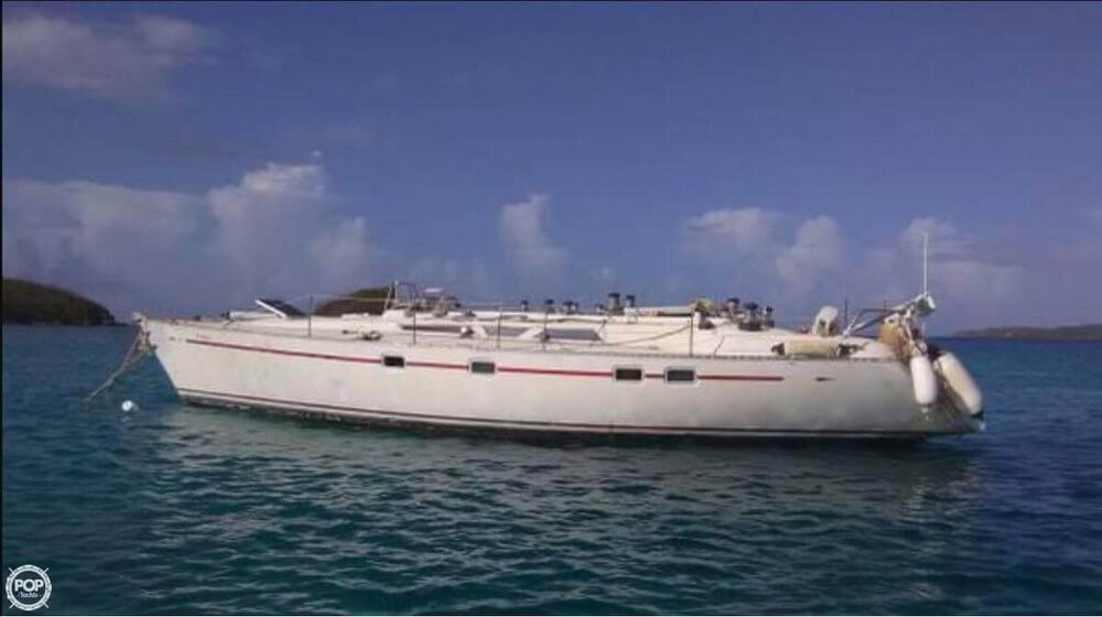 Canadian Sailcraft 44 1985 Canadian Sailcraft 44 for sale in St Thomas, VI