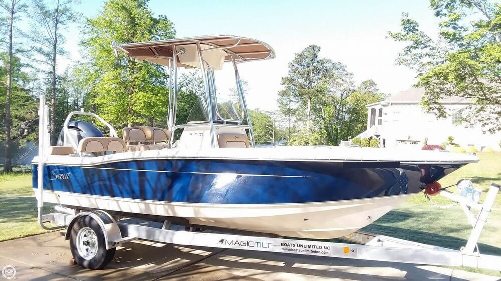 Scout Sportfish 195 2017 Scout 195 SPortfish for sale in Smithfield, NC