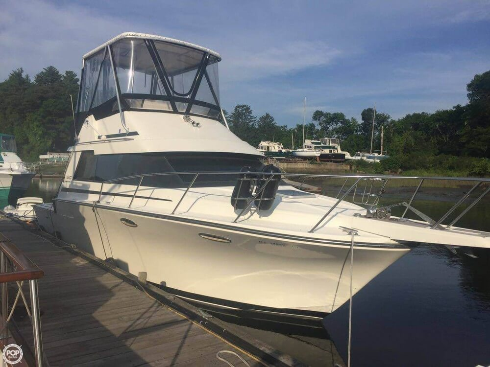 Luhrs 342 Tournament Sport Fisher 1990 Luhrs 342 Tournament Sport Fisher for sale in Amesbury, MA
