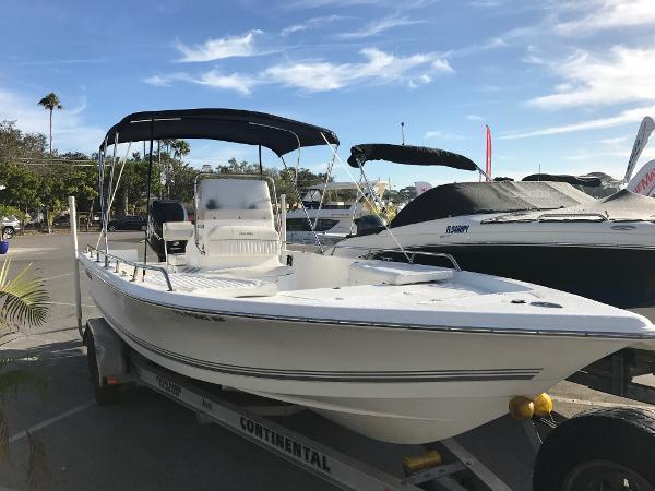Sea-pro 24 BAY
