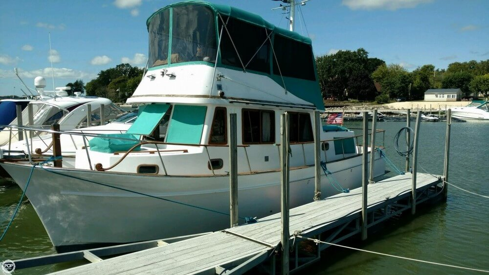 Marine Trader 34 1983 Marine Trader 34 for sale in Marblehead, OH