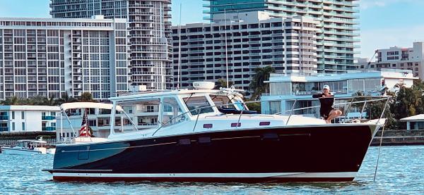 MJM Yachts 40z 2009 MJM 40z