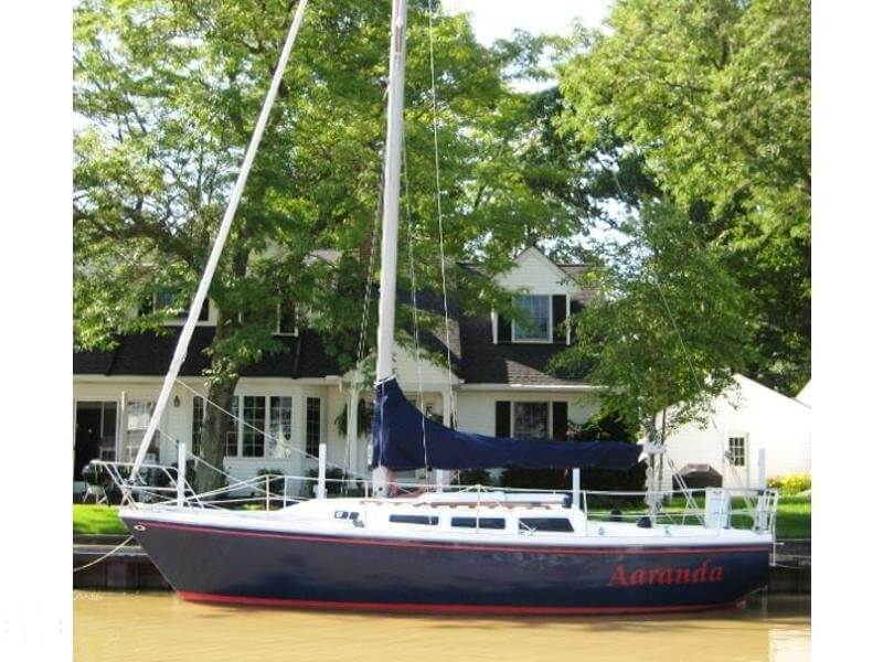 Catalina 30 1979 Catalina 29 for sale in Sandusky, OH