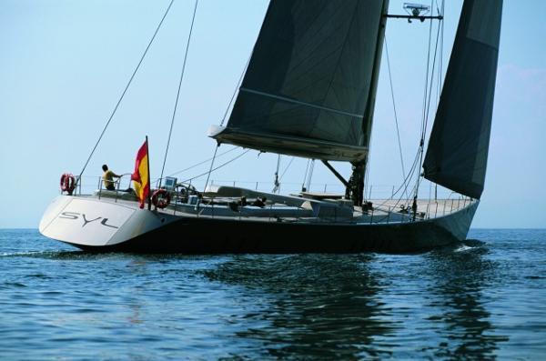 Barcos Deportivos Fast cruising sloop