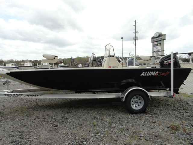 Alumacraft MV2072AW Bay