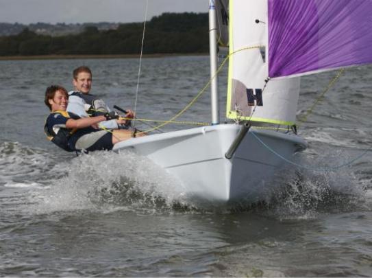 Rs Sailing Vision