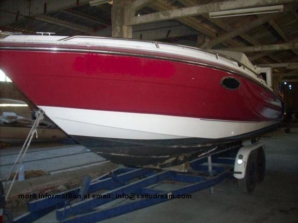 Chaparral 2550 SX
