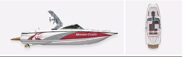 Mastercraft X45 SLIDER