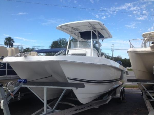 Twin Vee Ocean Cat 260SE