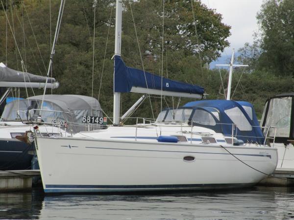 Bavaria 33 Cruiser Bavaria 33 - Snafu