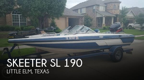 Skeeter SL 190 2006 Skeeter SL 190 for sale in Little Elm, TX