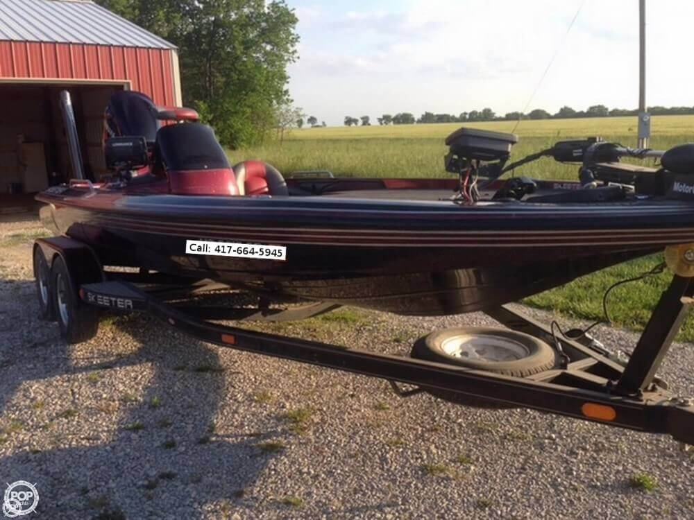Skeeter ZX 225 2005 Skeeter ZX 225 for sale in Lamar, MO