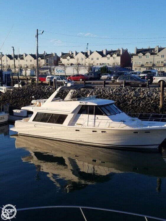 Bayliner 4788 Pilothouse 1997 Bayliner 4788 Pilothouse for sale in East Boothbay, ME