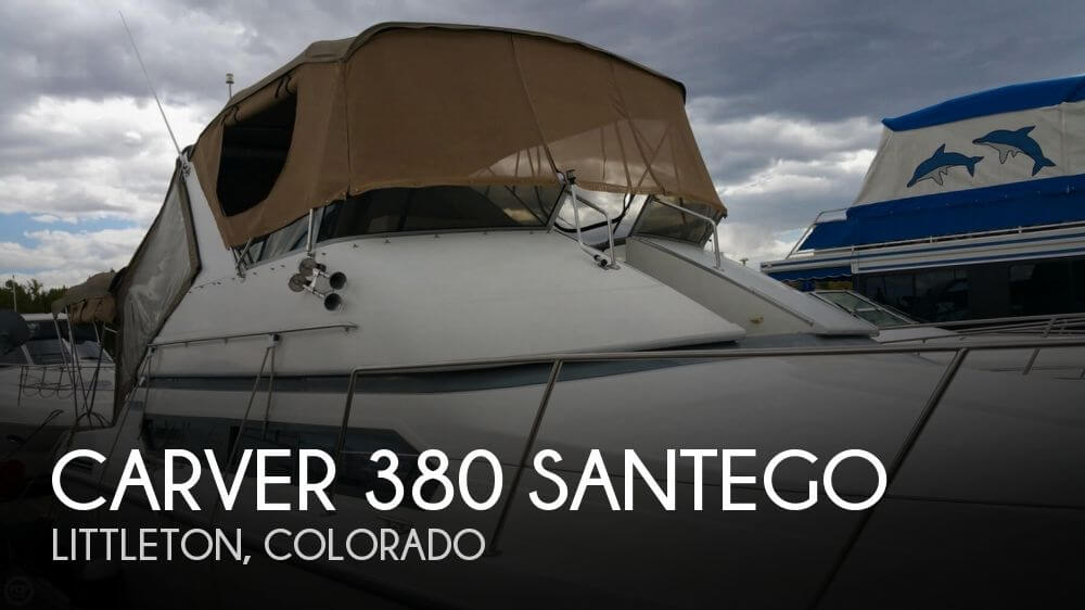 Carver 380 Santego 1994 Carver 380 Santego for sale in Littleton, CO