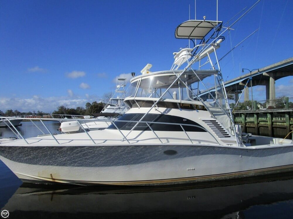 Delta Canaveral Custom Delta 36 1992 Delta Canaveral Custom Delta 36 for sale in North Myrtle Beach, SC