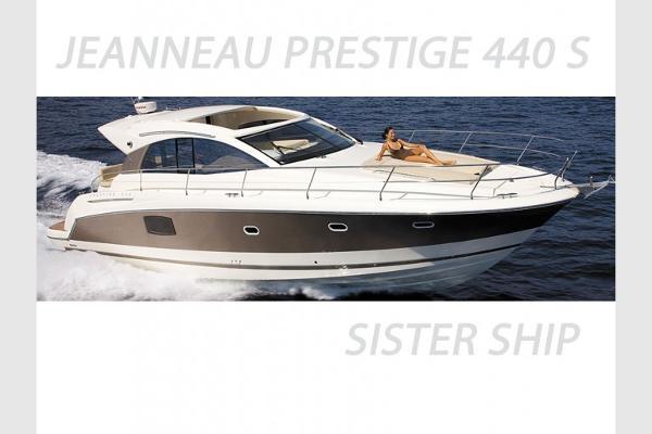 Prestige 440 S
