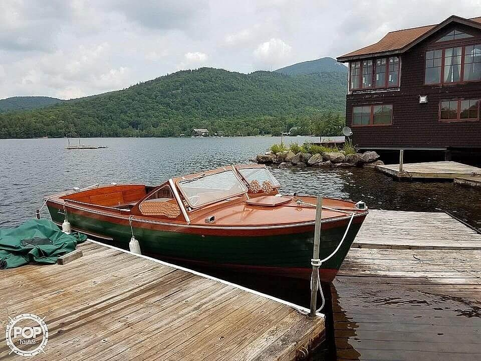 Lyman-Morse Wooden 1961 Lyman Wooden for sale in Cold Brook, NY