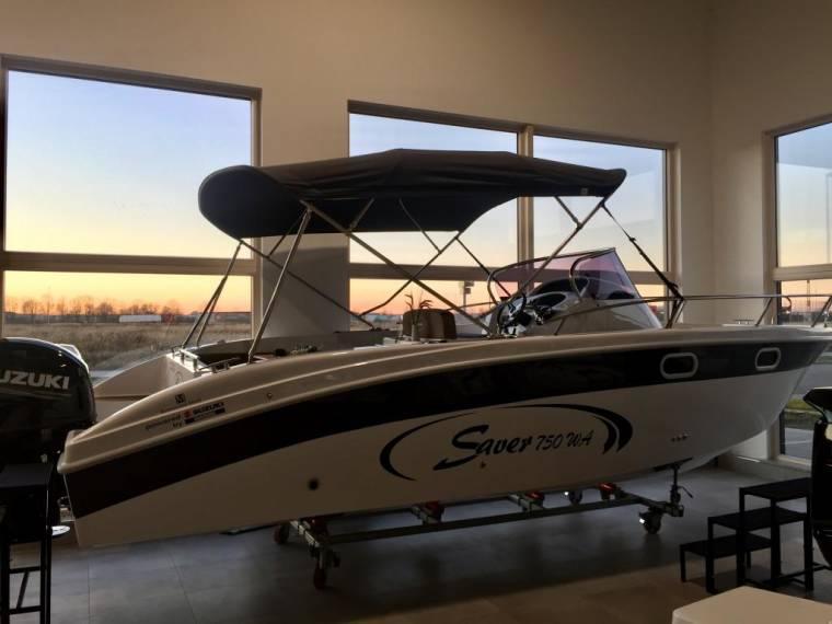 Saver Saver 750 W.A. Ausstellungsboot