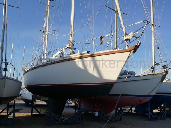 Amel Santorin AYC Yachtbroker - Santorin Ketch