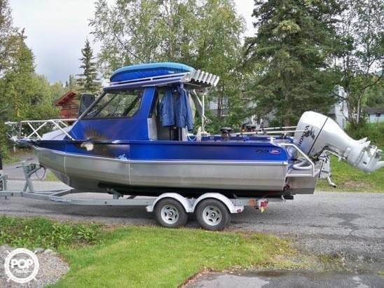 Stabicraft 759 Supercab S 2009 Stabicraft 759 Supercab S for sale in Anchorage, AK