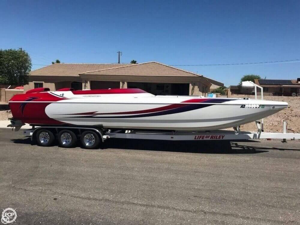 Eliminator Boats Daytona LP/MC 28 2001 Eliminator Daytona MC 28 for sale in Lake Havasu City, AZ