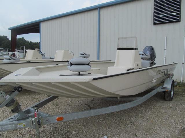 Alumacraft Bay Series 2072