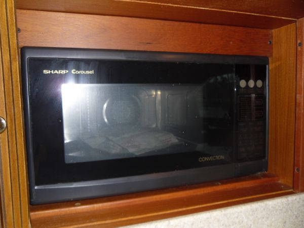 Microwave & Convection Oven