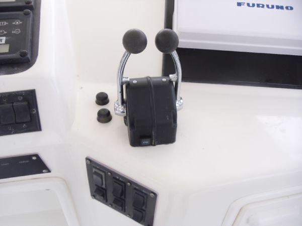 Micro Commander Engine Controls