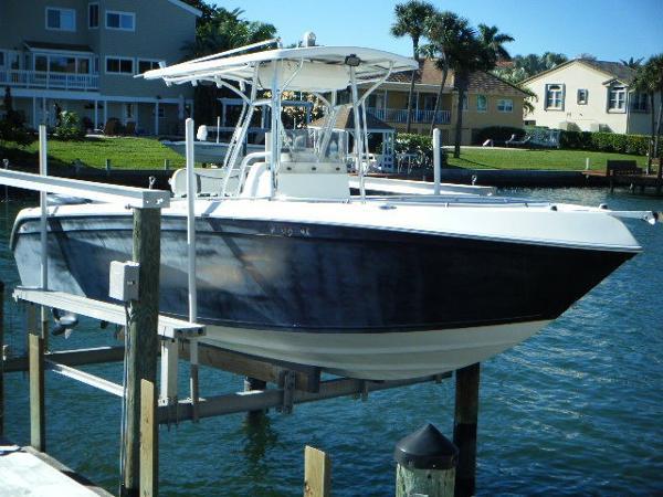 Carolina Skiff 2600 Sea Chaser