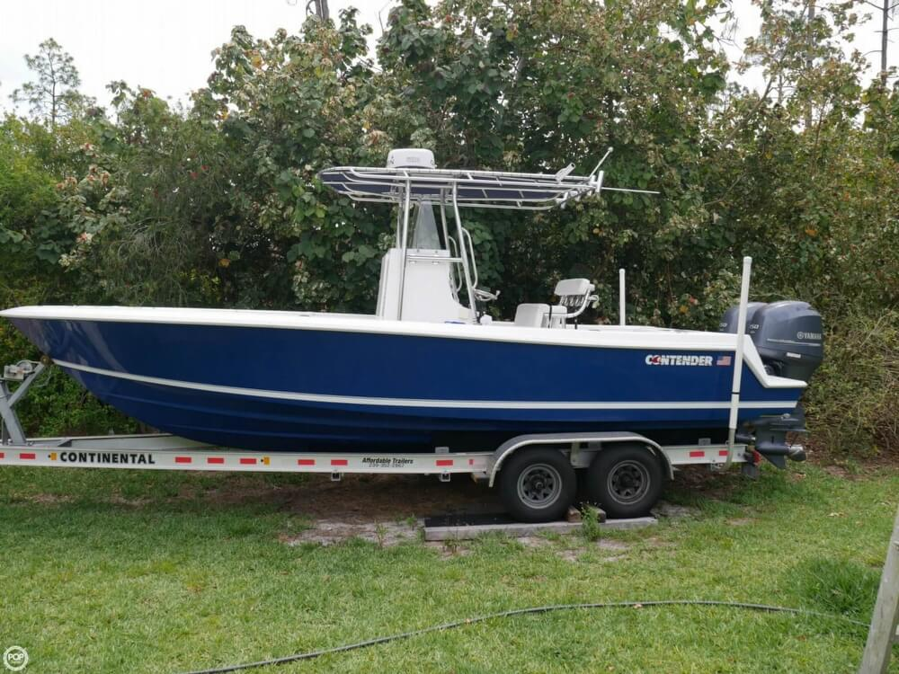 Contender 25T 2014 Contender 25T for sale in Naples, FL