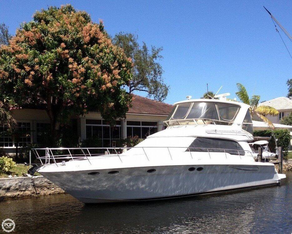 Sea Ray 480 Sedan Bridge 2000 Sea Ray 48 for sale in Pompano Beach, FL