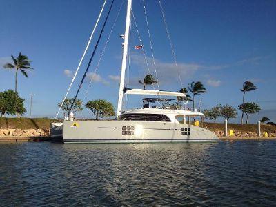 Sunreef Sailing 70