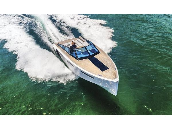 Evo Yachts 43 EVO 43