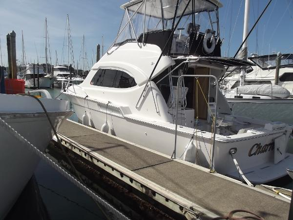 Bertram 390 Sport Fisherman