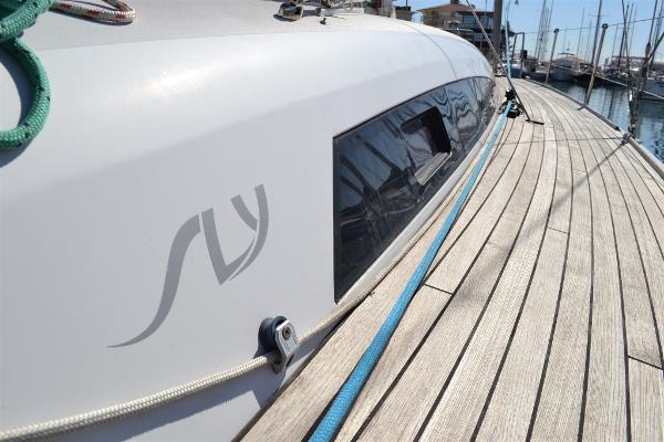 Sly Yachts Sly 42 DSC_0029