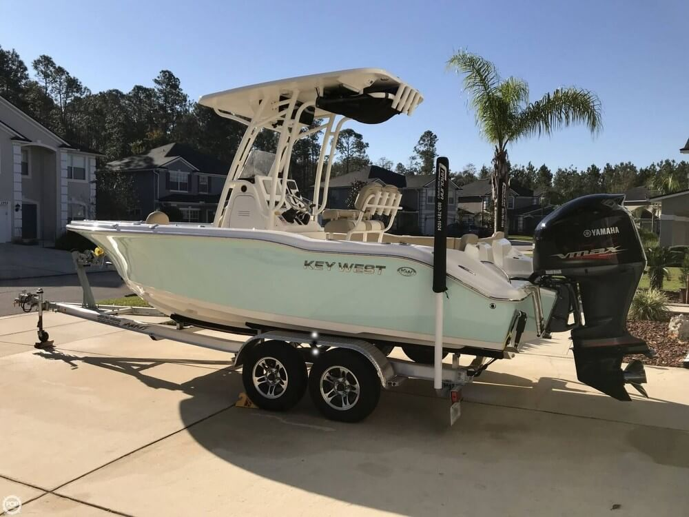 Key West 219fs 2016 Key West 219FS for sale in Saint Augustine, FL