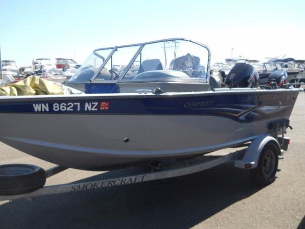 Used Smoker Craft Aluminum Fish Boats For Sale Boats Com